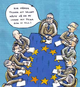 EU:s syn på demokrati