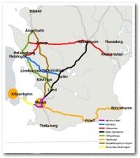 skånetrafiken karta Skåne | Sven Tycker | Sida 5 skånetrafiken karta