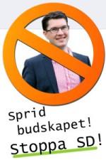 Säg Nej till Sverigedemokraterna