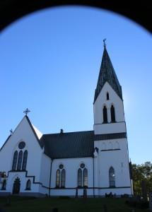 Bjornekulla kyrka