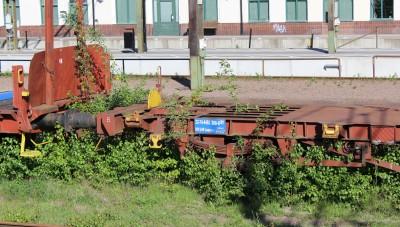 Järnvägens förfall