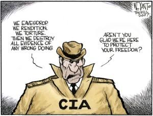 CIA- en stat i staten