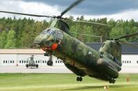 F.d. svensk Vertol-helikopter