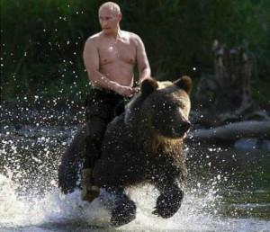 Varning för den ryska björnen