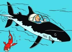 Tintins äkta ubåt