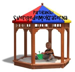 Den Sverigedumokratiska sandlådan