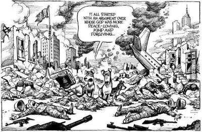Varför krigar vi?