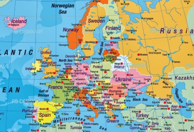 europakarta