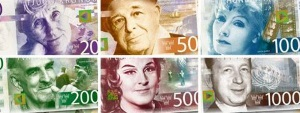 Sveriges nya sedlar