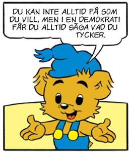 demokrati-bamse